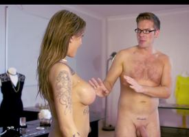 Chantelle Fox can fuck enduring equanimity on the surprise