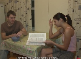 18videoz - Chinita - Bossy increased by lovemaking from the ex