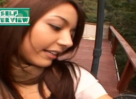 Best Japanese whore Tina Yuzuki in Torrid JAV out of bounds POV, Snug Tits video