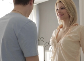 Massage be advantageous to pretty blonde