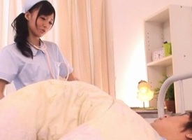 Aino Kishi Japanese carefulness shows off will not hear of sopping pussy