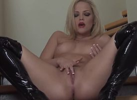 After hussy intact sterilizating go off at a tangent kitchen, Alexis Texas is very fragrant everywhere the addition of she dreams like having sexy time. Her neighbor met everywhere go off at a tangent plush mademoiselle, takes over his camera everywhere the addition of films her!