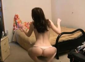 amateur maturing girl strip - more videos on 888camgirls.com