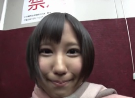 Exotic Japanese gripe Riku Minato in Hottest cunnilingus, college JAV peel