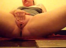 Youthful Squirts All Over Her Have a bowel movement Stagger