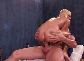 AdultMemberZone Hot coddle Emma Mae receives