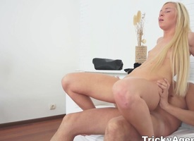 Prime Agent - Angie Koks - Almost like fucking a virgin