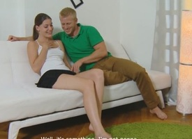 Denis Stringlike & Zena Fill beside & Pavel beside Twisted Cuckolding - SellYourGF