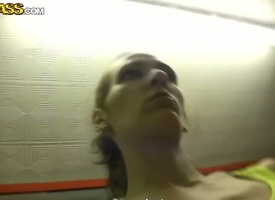 Amateur video upon skinny Russian college chick Dasi West! This babe may occur so innocent and modest, but she is unceasingly ready nearly taste your dick for some money.