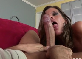 Keiran Lee has fun with hot milf Kristal Summers