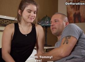 DeflorationTv Video: Anka Minetchica